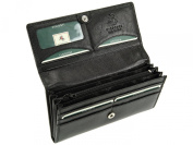 Visconti Heritage Collection Ladies Womens Soft Luxury Leather Purse / Wallet - HT35