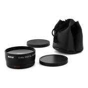 Albinar 0.45x 58mm Wide Angle HD MC Fisheye Lens with Macro - Black