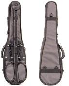 Yamaha 4/4 Violin Gig Bag - Grey with Black Trim