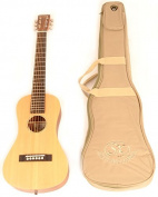 SX Trav 1 Travelling Guitar Portable with Bag