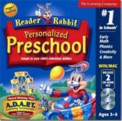Reader Rabbit Personalised Preschool Deluxe