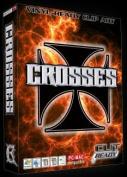 Cross EPS Vector Sign Clipart