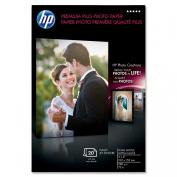 HP Premium Plus Photo Paper, High Gloss