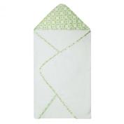 Trend Lab Lauren Hooded Towel, Green
