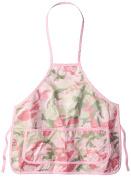 Infantissima Child Apron, Camo/Pink
