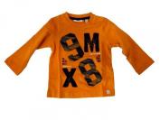 MEXX Boys Children's Long Sleeve Shirt 74-92 pepper Size orange