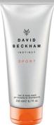 David Beckham (Pack Of 2) Instinct Sport Hair & Body Wash X 200ml