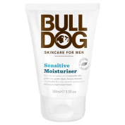 Bulldog Sensitive Moisturiser (100ml) - Pack of 2
