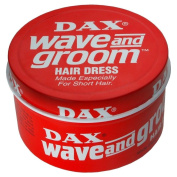 DAX Wave and Groom Hair Dress (99g) - Pack of 2