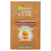 Garnier Ambre Solaire Self Tan Body Wipes - Normal to Dark Skin (2) - Pack of 2