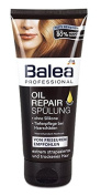 Balea Professional Repair Oil Conditioner - For Extremely Damaged, Dry and Frizzy Hair - With Argan Oil & Moisture Complex - Silicone-Free / Not Tested on Animals - 200ml