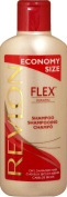 Revlon Flex Dry Hair Shampoo 650ml x 3 Packs