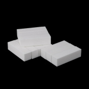 Anself White Buffer Block Acrylic Nail Art Care Tips Sanding Files Tool