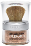 L'Oreal Paris True Match Minerals Foundation - 10g, Number N3