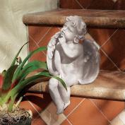 Design Toscano Angel of Contemplation Statue