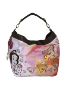 DISNEY COUTURE S & V Ladies/Girls Top Handle Handbag Snow White Dreamscape