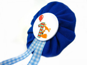 AnneSvea order 1st Birthday-Child Medal Fox Blue
