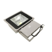 6000LM 70W IP65 LED spotlight with adjustable mounting - Cablematic