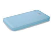 Handykondom Bumper silicone case Blue Acer Liquid Z520