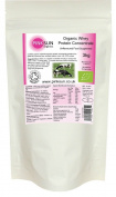 Organic Whey Protein Powder 3kg - Soy Free Whey - Grass Fed Hormone Free - PINK SUN Certified Organic Whey Unflavoured Bulk