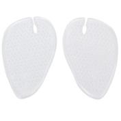 Footful Gel Inserts Cushions Flip Flop Sandal Insoles 1 Pair