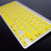 TopCase Silicone Cover Skin for Apple Wireless Keyboard with TopCase Mouse Pad
