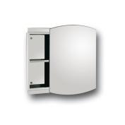 Cube-Arc Slider Cabinet By JL Bathrooms