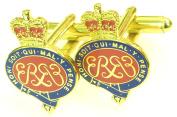 Grenadier Guards Cufflinks (Metal / Enamel) Cypher