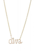 by Philippe Necklace Diva gold