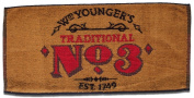 YOUNGERS TRADITIONAL NO3 British Pub Bar Towel