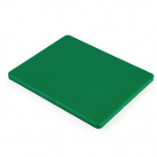 Hygiplas Gastronorm 1/2 Chopping Board Green 265x325x15mm Kitchen Cutting
