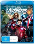 The Avengers  [Region B] [Blu-ray]