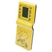 Vintage LCD Electronic Brick Game Classic Tetris Handheld Pocket Toy 9999-in 1