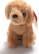 Aurora World 13cm Favourites Golden Retriever Toy