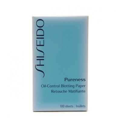 Shiseido Pureness Oil-Control Blotting Paper - 100sheets