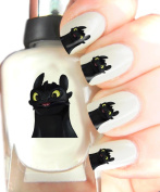Easy to use, High Quality Nail Art For Every Occasion! How To Train Your Dragon