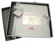 White Cotton Cards Baby Cards and Memories