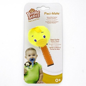 Bright Starts Paci-Mate Soother Holder (choose from Monkey, Duck or Elephant)