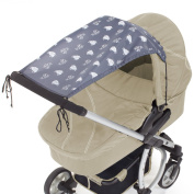 Sunshine Sheep Awning Pram Sun shade