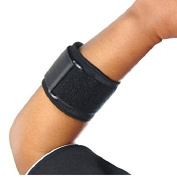 Homgaty Adjustable Tennis/ Golfer's Fitness Elbow Support Strap Pad Neoprene Sport