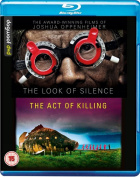 The Look of Silence/The Act of Killing [Region B] [Blu-ray]