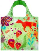 Loqi FO.FO Shopping Bag Forest Fox Design