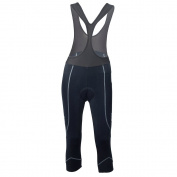 EIGO 'She Classic' Super Roubaix 3/4 Bib Tights Ladies Black