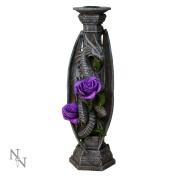 Nemesis Now Dragon Beauty Candlestick