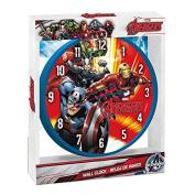 Kids Euroswan - Marvel MV16042 Avengers Wall Clock