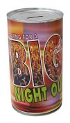 Big Night Out Savings Tin / Money Box -