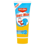 Dylon Concentrated Travel Wash Camping Holiday Cream Detergent