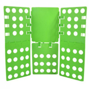 Partiss Adult Magic Clothes Tshirts Laundry Folders,One size,Green
