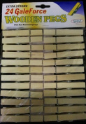 90.8l Force Wooden Pegs