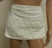 Peg Bags | Waist Tie Peg Bags | Off White | 38cm x 29cm | Two Large Pockets